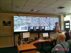 UMTC Control Room, photo by iodatalabs